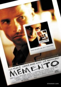 Memento, Christopher Nolan