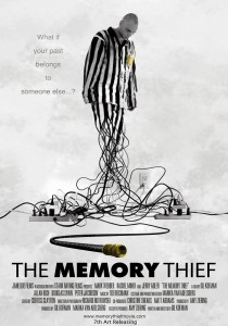 The Memory Thief, Gil Kofman