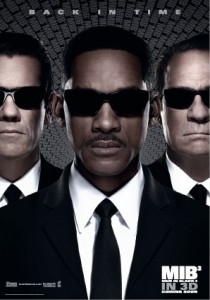 Men in Black 3, Barry Sonnenfeld