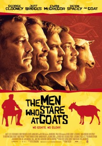 The Men Who Stare at Goats, Grant Heslov