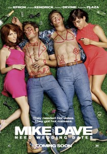 Mike and Dave need Wedding Dates, Jake Szymanski