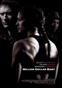 Million Dollar Baby, Clint Eastwood