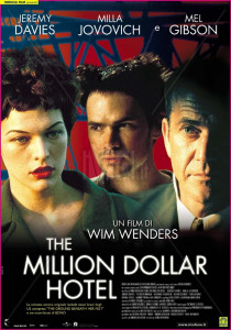 The Million Dollar Hotel, Wim Wenders