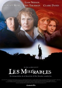 Les Miserables, Bille August