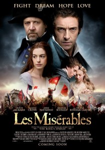 Les Misérables, Tom Hooper