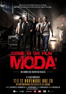 Modà - Come in un film, Gaetano Morbioli