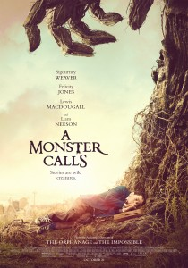 A Monster Calls, J.A. Bayona