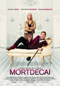 Mortdecai, David Koepp