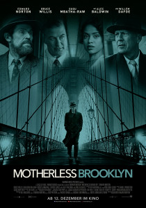 Motherless Brooklyn, Edward Norton