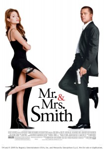 Mr. and Mrs. Smith, Doug Liman