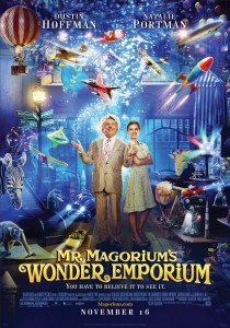 Mr. Magorium's Wonder Emporium, Zach Helm