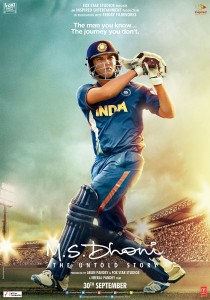 M.S. Dhoni: The Untold Story, Neeraj Pandey