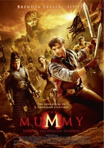 The Mummy: Tomb of the Dragon Emperor, Rob Cohen