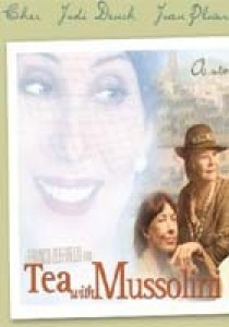Tea with Mussolini, Franco Zeffirelli