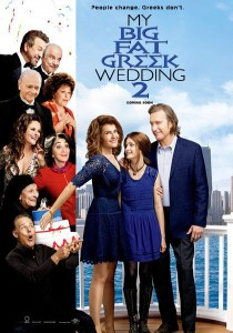 My Big Fat Greek Wedding 2, Kirk Jones