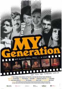 My Generation, Veronika Minder