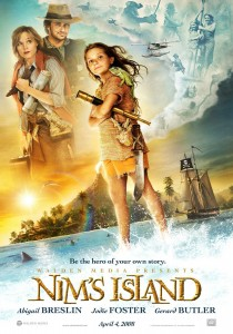 Nim's Island, Jennifer Flackett Mark Levin