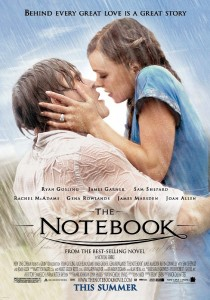 The Notebook, Nick Cassavetes
