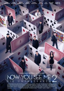 Now You See Me: The Second Act, Jon M. Chu