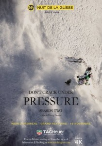 La Nuit de la Glisse: Don't crack under pressure - Season 2, Thierry Donard