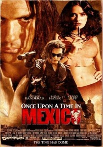 Once Upon a Time in Mexico, Robert Rodriguez