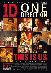 One Direction: This is us, Morgan Spurlock