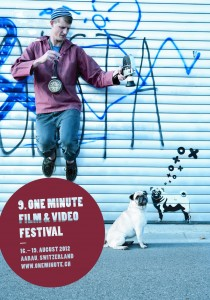 One minute Film & Video Festival Aarau 2012,