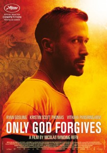 Only God Forgives, Nicolas Winding Refn