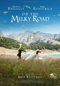 On the Milky Road, Emir Kusturica