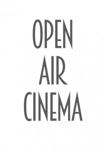 Open Air Kino,