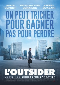 L'outsider, Christophe Barratier