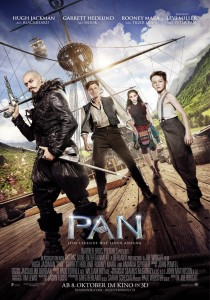 Pan, Joe Wright