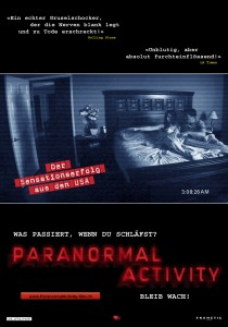 Paranormal Activity, Oren Peli