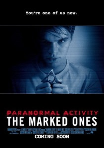 Paranormal Activity: The Marked Ones, Christopher Landon