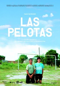 Las pelotas, Chris Niemeyer