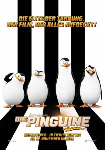 Penguins of Madagascar, Simon J. Smith