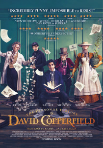 The Personal History of David Copperfield, Armando Iannucci