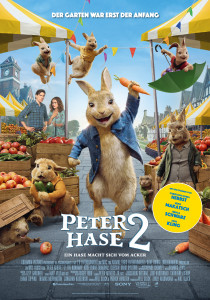 Peter Rabbit 2: The Runaway, Will Gluck
