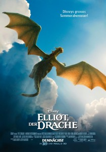 Pete's Dragon, David Lowery