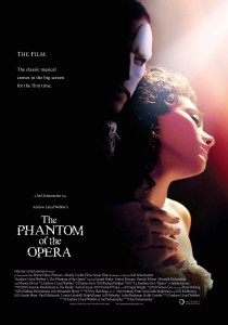 The Phantom of the Opera, Joel Schumacher