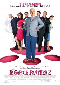 The Pink Panther 2, Harald Zwart