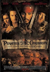 Pirates of the Caribbean: The Curse of the Black Pearl, Gore Verbinski