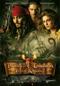 Pirates of the Caribbean: Dead Man's Chest, Gore Verbinski