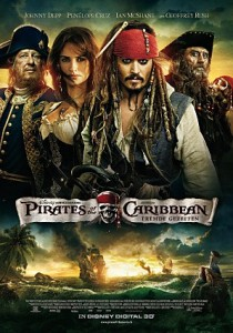 Pirates of the Caribbean: On Stranger Tides, Rob Marshall