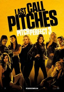 Pitch Perfect 3, Trish Sie