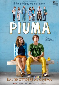 Piuma, Roan Johnson
