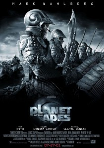 Planet of the Apes, Tim Burton