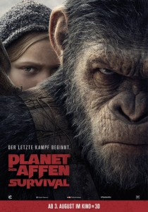 War for the Planet of the Apes, Matt Reeves