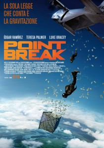 Point Break, Ericson Core