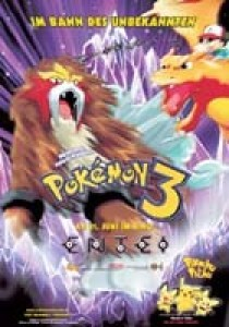 Pokemon 3, Michael Haigney